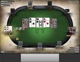 table de poker winamax gratuite